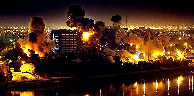 Iraq-Baghdad-Night-Bombing-2003-Thin