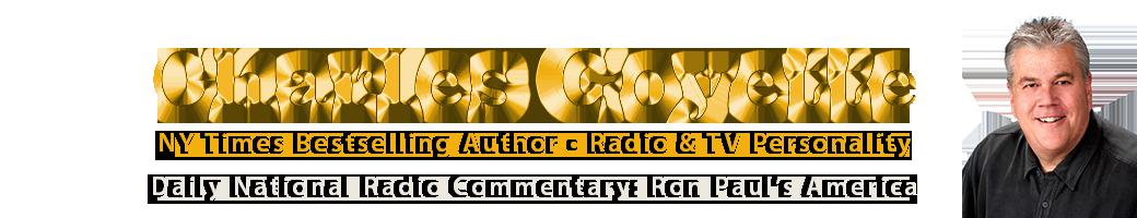 Charles Goyette | NY Times Bestselling Author, Radio & TV Personality