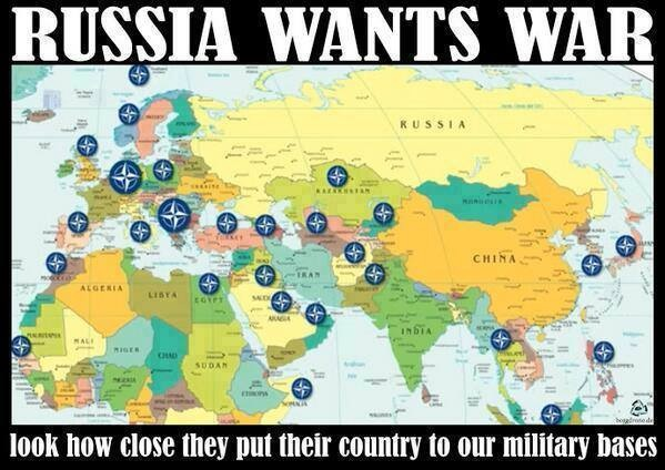 2014 russian wants war