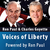 Ron Paul and Charles Goyette